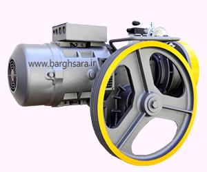 موتور گیربکس آسانسور motor gearbox