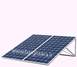 پنل انرژی خورشیدی