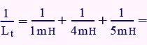 مثال برای محاسبه اندوکتانس کل