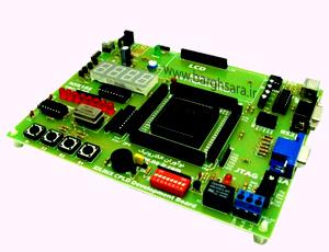 برد مدار چاپی مونتاژ شده