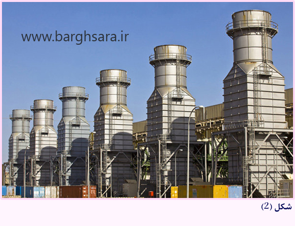 نیروگاه گازی