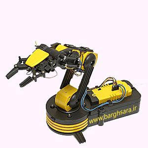 روبات صنعتی