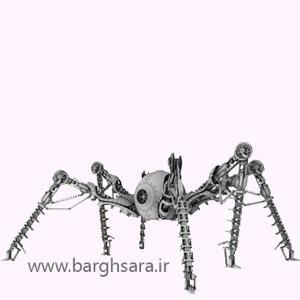 روبات عنکبوت نما