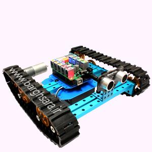 ربات تانک نما