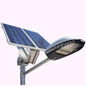 چراغ خیابانی خورشیدی