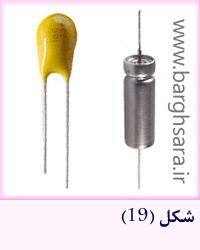 خازن الکترولیتی تانتالیومی